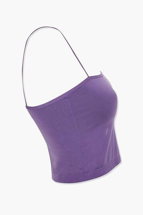 AMETHYST Seamless Stretch-Knit Bralette, image 2