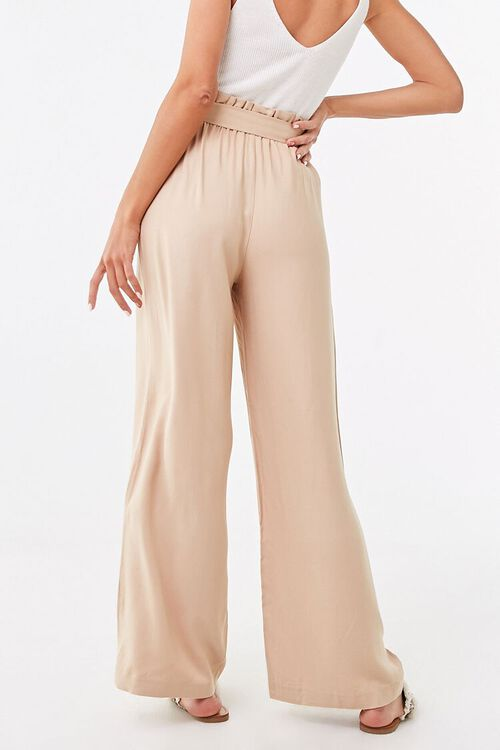 Belted Paperbag Mia Pants, image 3