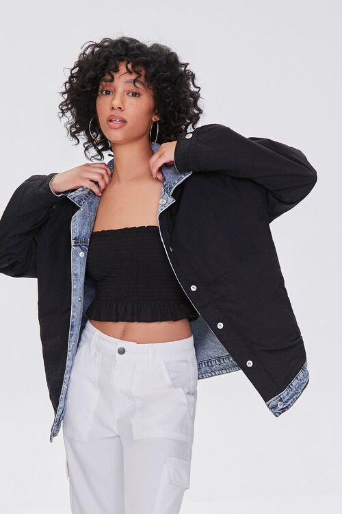 Reversible Denim Jacket, image 1