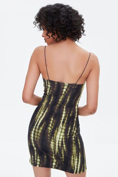 Tie-Dye Bodycon Mini Dress, image 3