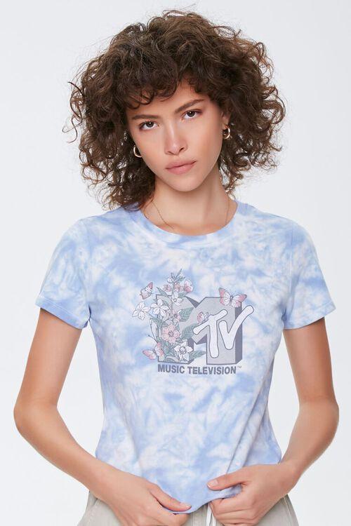 Tie-Dye MTV Graphic Tee, image 1