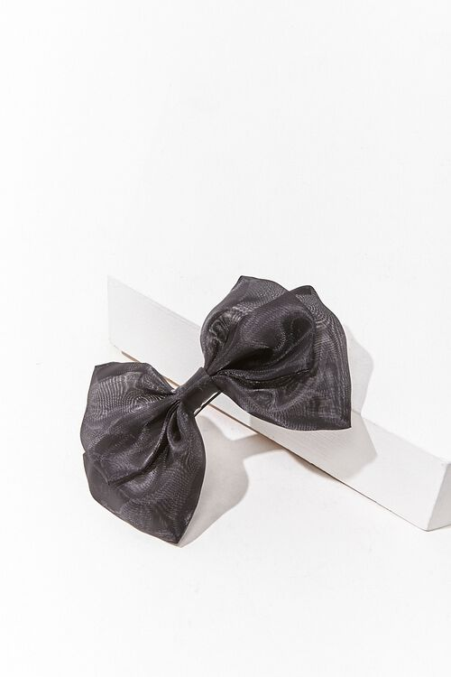 Bow French Barrette, image 1