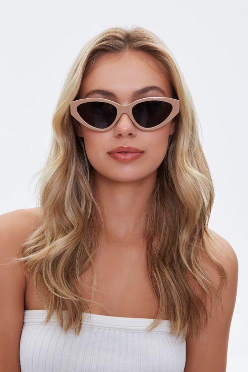 Tinted Oval Sunglasses, image 6