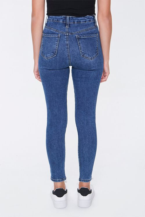 Petite High-Rise Skinny Jeans, image 4