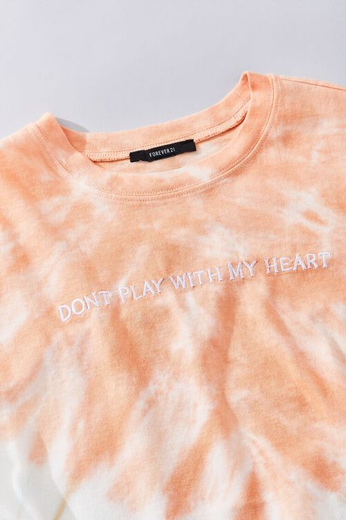 Dont Play With My Heart Graphic Tee, image 3