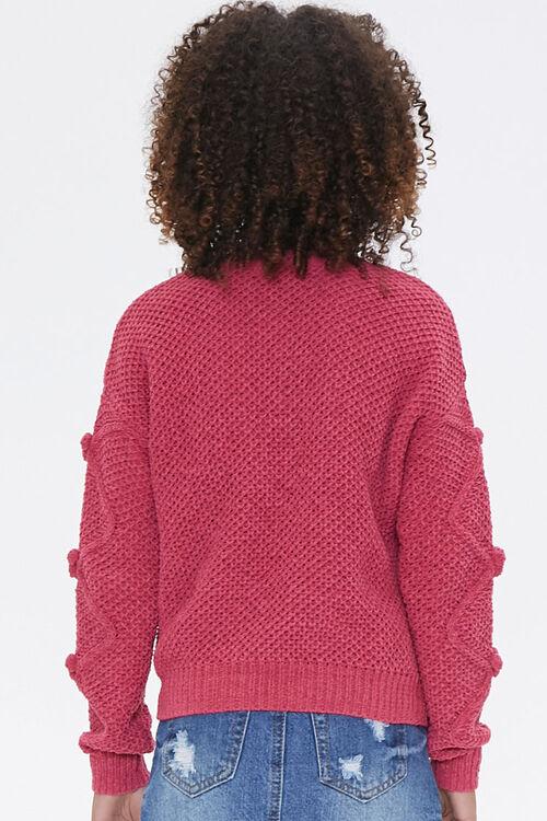 Girls Pom Pom Sweater (Kids), image 3
