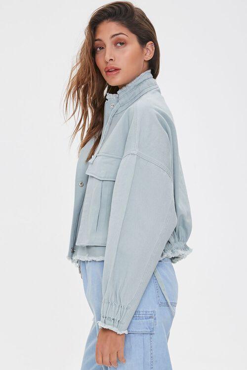 Frayed Twill Jacket, image 3