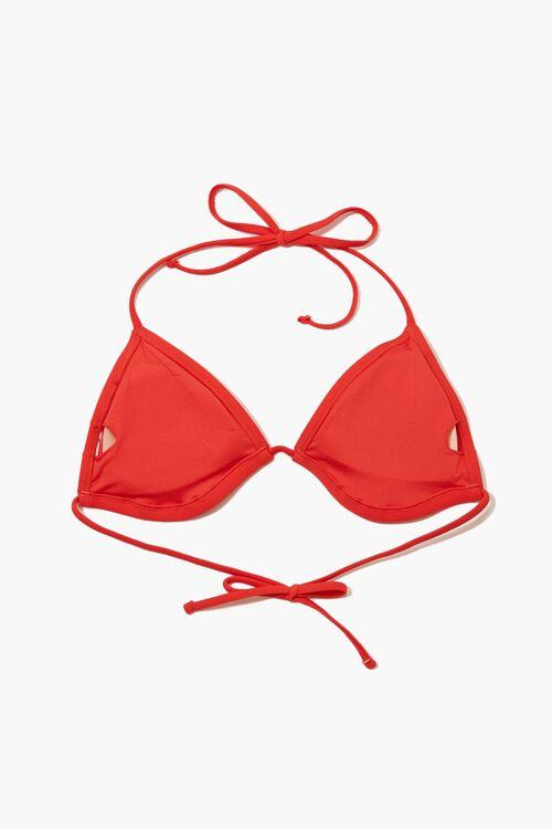 Triangle String Bikini Top, image 2