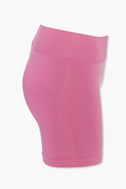 VIOLET Seamless Biker Shorts, image 2