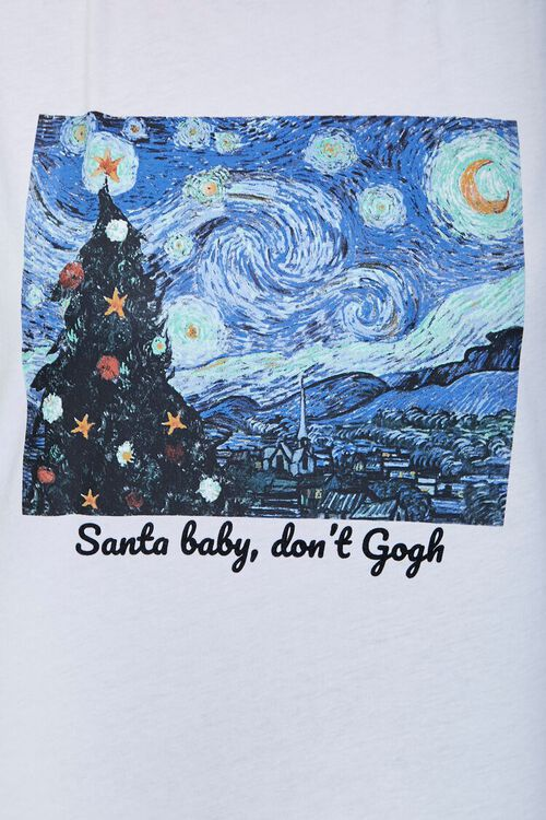 Plus Size Organic Cotton Dont Gogh Tee, image 5