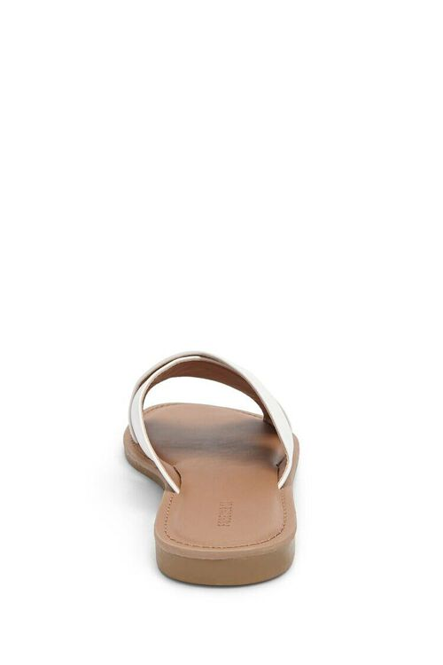Faux Leather Sandals, image 5
