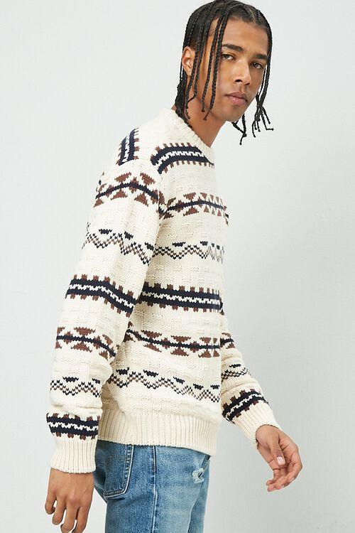 Geo Print Sweater, image 2