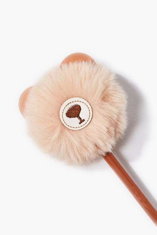 BROWN/MULTI Pom Pom Bear Pen, image 2