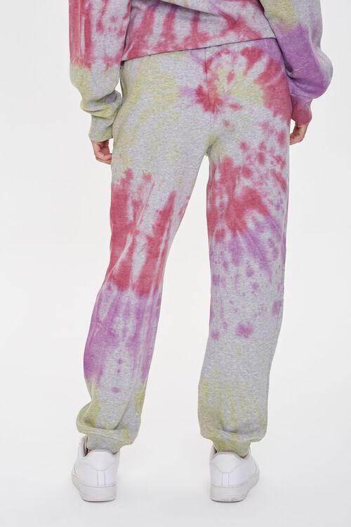 Fleece Tie-Dye Joggers, image 4