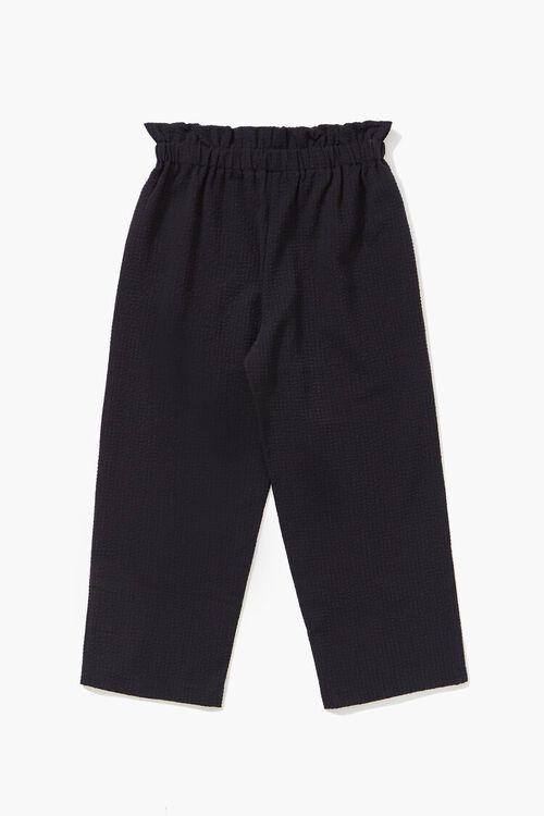 Girls Paperbag Pants (Kids), image 2