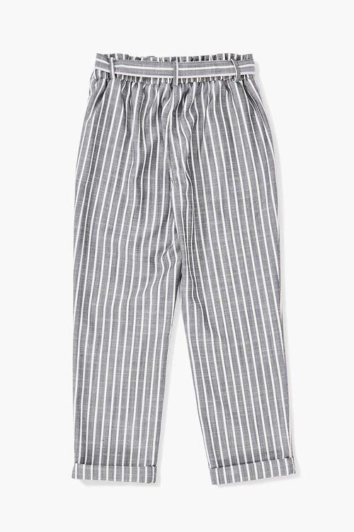Girls Pinstriped Pants (Kids), image 2