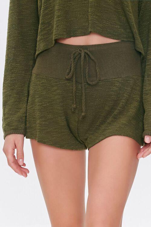 Drawstring Lounge Shorts, image 2