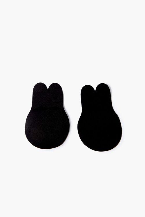 BLACK Bunny Nipple Cover Set, image 1
