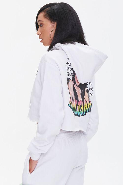 Aaliyah Graphic Hoodie, image 2