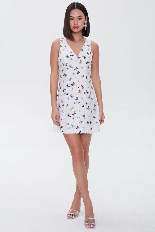 Butterfly Mini Dress, image 4