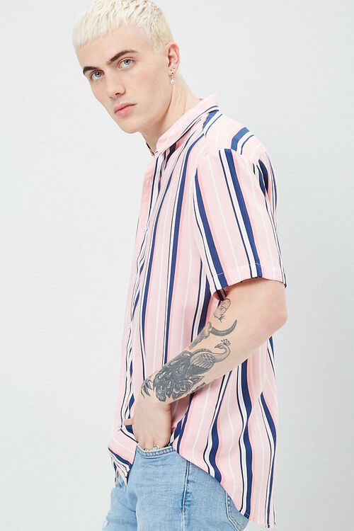 Classic Fit Striped Shirt, image 2