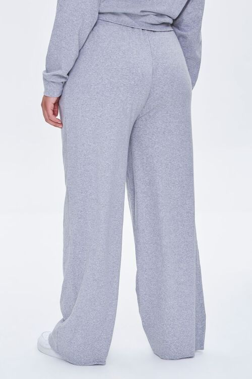 Plus Size Straight-Leg Sweatpants, image 4