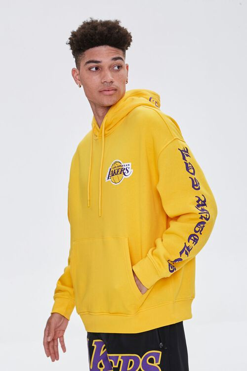 Lakers Graphic Hoodie, image 7