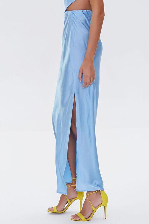 Satin Maxi Skirt, image 3