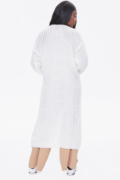 Longline Knit Cardigan, image 3