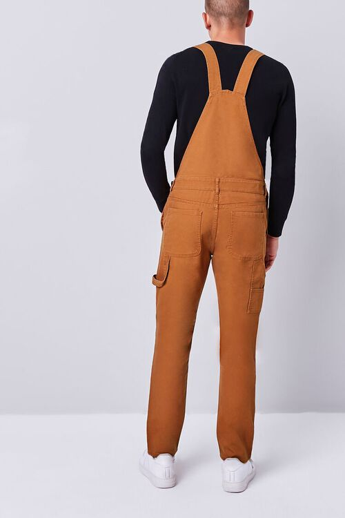 Slim-Fit Utility Overalls, image 4