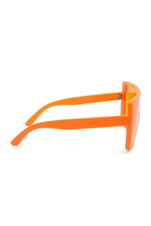 Premium Square Neon Sunglasses, image 3