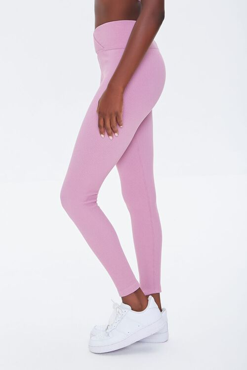 ORCHID Active Seamless Notched Leggings, image 3
