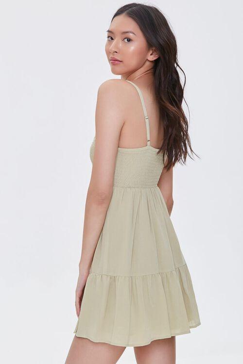 Hook & Eye Mini Cami Dress, image 2