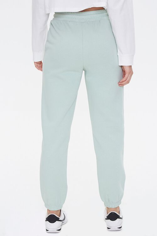 French Terry Drawstring Pants, image 4