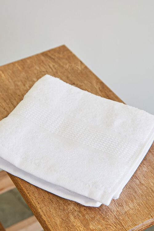 Organically Grown Cotton Hand Towel, image 2