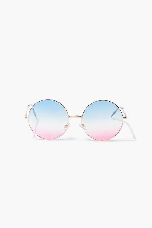 Round Gradient Sunglasses, image 1