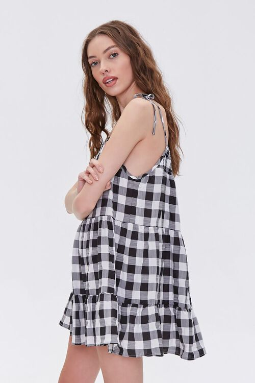 Gingham Mini Dress, image 2