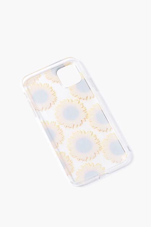 Sunflower Print Care for iPhone 11, image 2