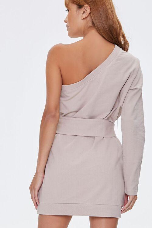 One-Shoulder Mini Dress, image 3