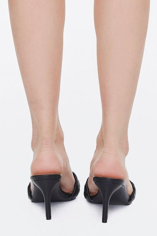 Braided Square-Toe Heels, image 3