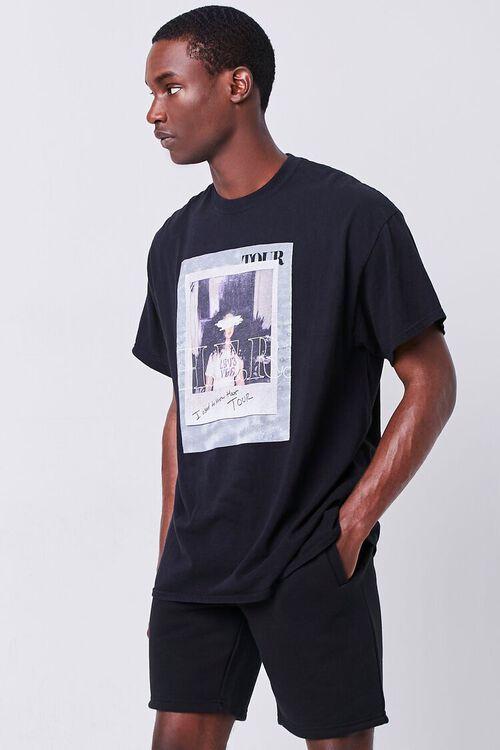 Fleece Drawstring Shorts, image 1
