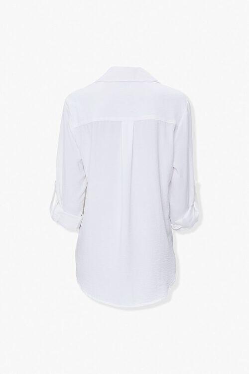 Roll-Tab Sleeve Shirt, image 2