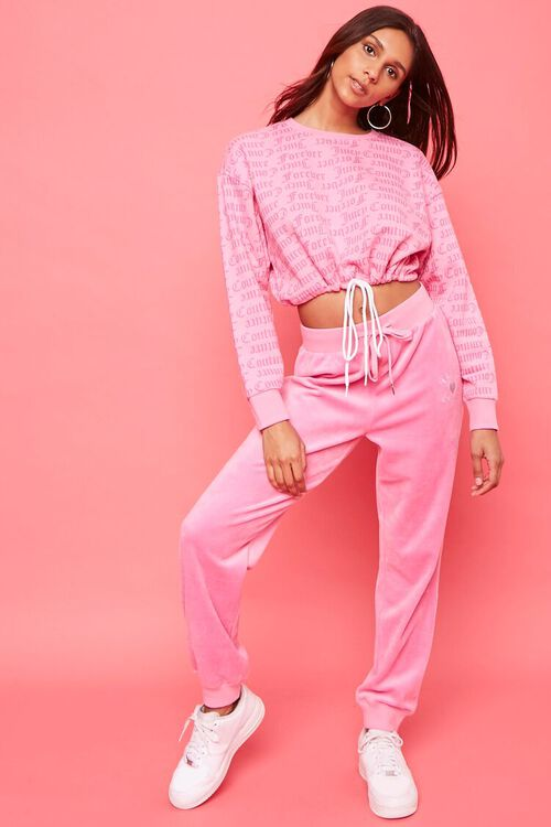 Juicy Couture Fleece Pullover, image 4