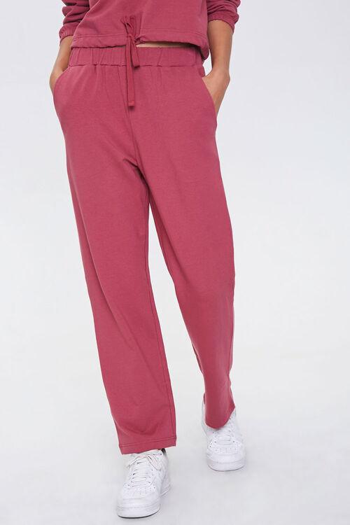 Cotton-Blend Pants, image 2
