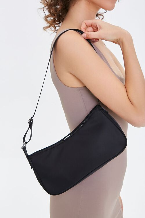 Nylon Shoulder Bag, image 1