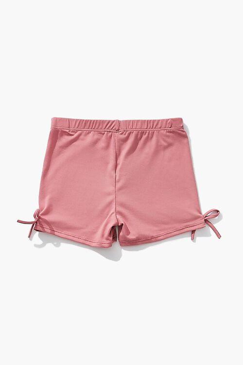 Girls Bow Shorts (Kids), image 2