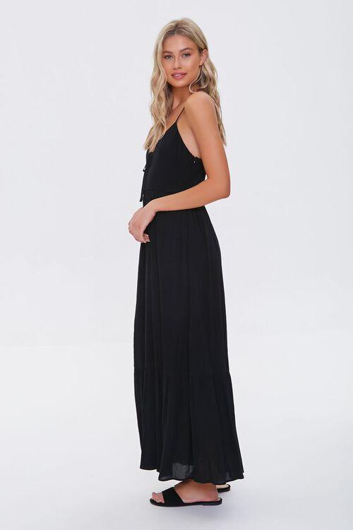 Plunging Maxi Cami Dress, image 2