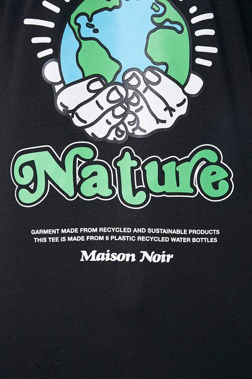 BLACK/MULTI Protect Mother Nature Graphic Tee, image 5