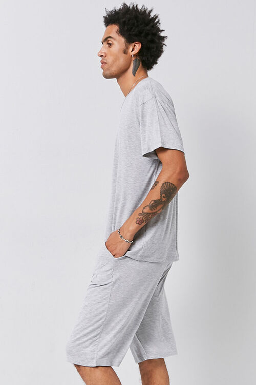 Tee & Shorts Pajama Set, image 2