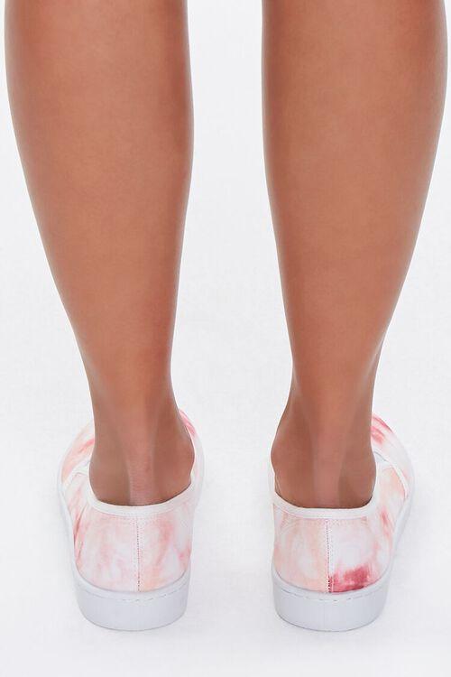 Tie-Dye Low-Top Sneakers, image 3